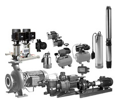 Nocchi Surface Pumps - Horizontal Multistage Pump