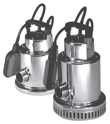 DRENOX - Nocchi Submersible Pumps