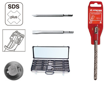 Hammers - SDS-PLUS Bits - Accessories