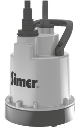 Simer - Jung Pumpen Building Services - Submersible Sump Pumps