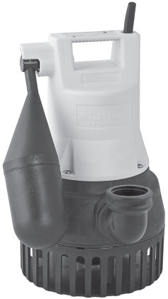 U5K - Jung Pumpen Building Services - Submersible Sump Pumps