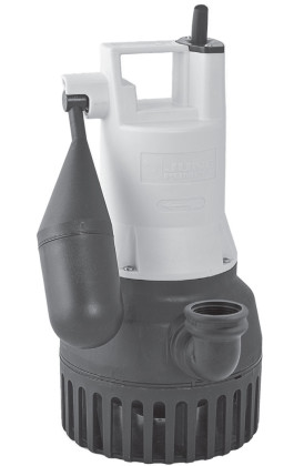 U6K - Jung Pumpen Building Services - Submersible Sump Pumps