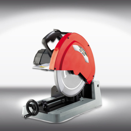 Chop Saw DISC Ø355 · TD 355 W - Metal Machines